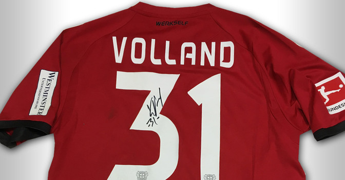 Kevin Volland Fanpaket
