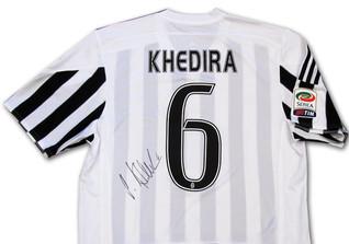 Khedira Juventus-Trikot