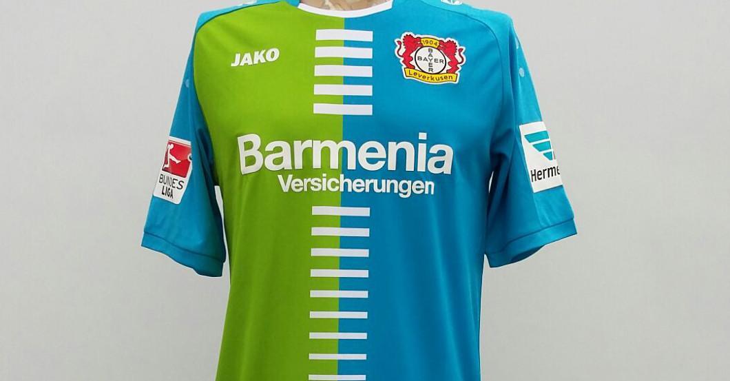 Kießling Bayer 04 Trikot