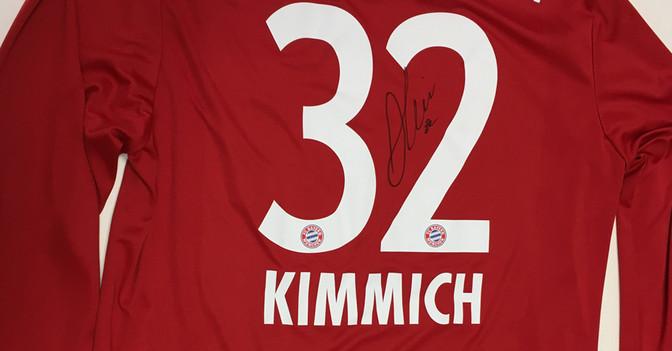 Kimmich FC Bayern Trikot