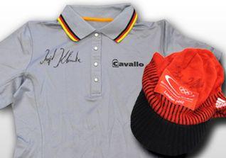 Klimke Polo-Shirt und Cap