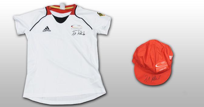 Klimke T-Shirt und Cap