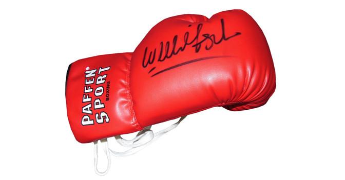 Klitschkos Boxhandschuh