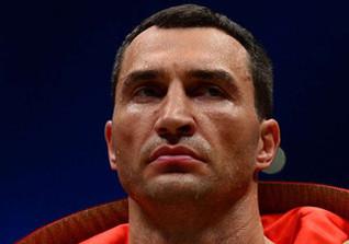 Klitschkos Boxhandschuhe