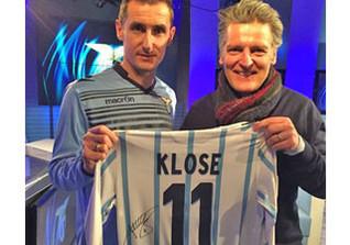 Kloses Lazio Trikot