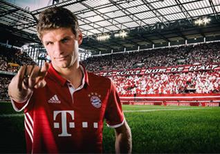 Köln gegen Bayern VIP