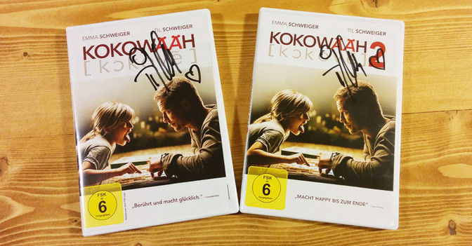 Kokowääh DVD-Paket