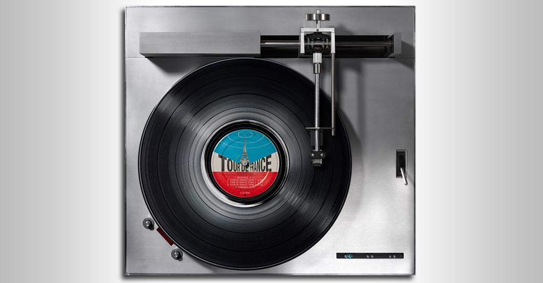Kraftwerk signiertes Foto
