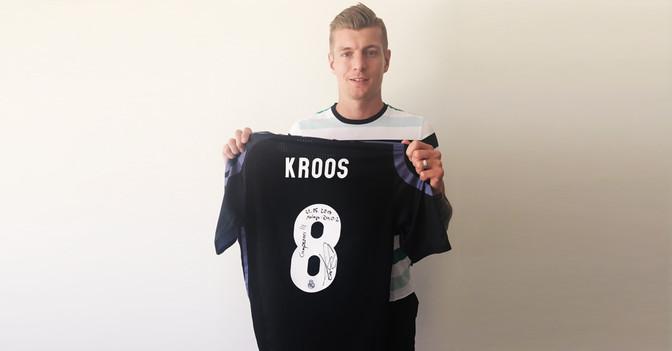 Kroos Meister Trikot