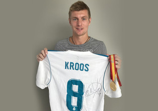 Kroos Supercup Jersey
