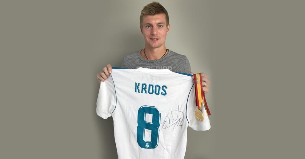 Kroos Supercup Jersey