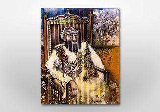 Kunstwerk Mullah