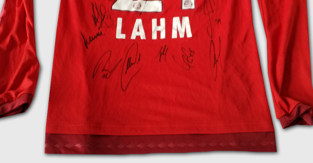 separation shoes f2528 389ea Philipp Lahm – Jersey Donated by the Face of German Football