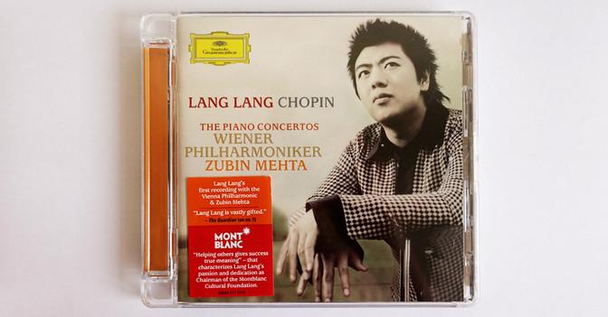 Lang Lang Chopin