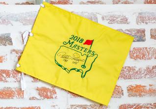 Langer Masters Flag 2018