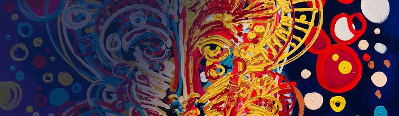 Leon Löwentraut Painting