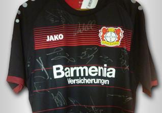 Leverkusen Heimtrikot