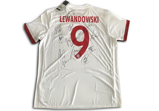 Lewandowskis CL Trikot