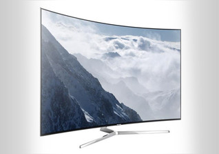 Luxus Curved TV