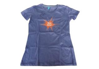 M'Bareks lila Shirt