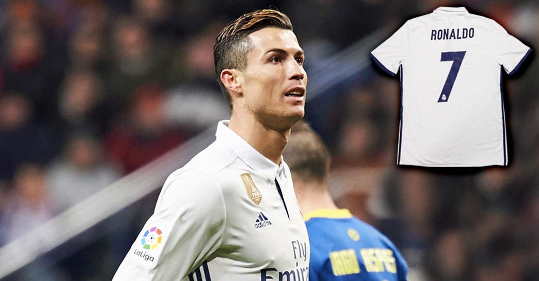 Madrid Trikot Ronaldo