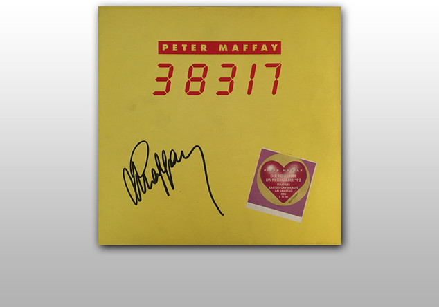 Maffay 38317 signiert