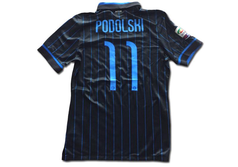 Mailand-Trikot Podolski