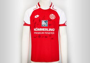 Mainz Trikot signiert M