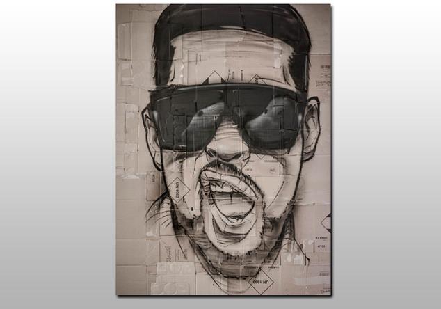 Mann Sonnenbrille Hombre