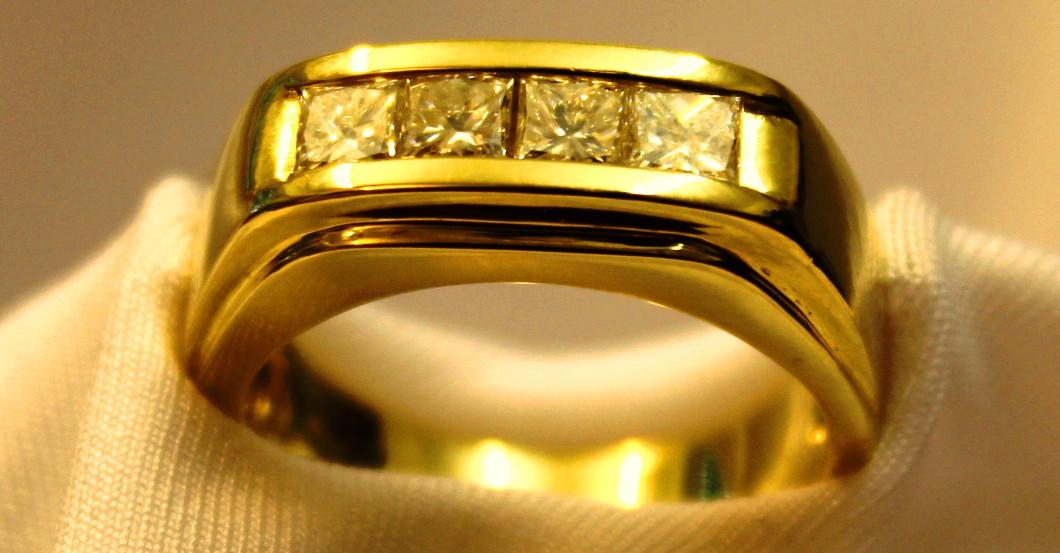 Marlene Dietrichs Ring