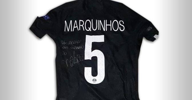 Marquinhos PSG Trikot