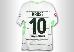 Max Kruse Werder Trikot