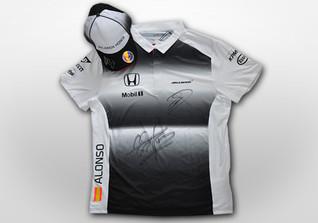 McLaren Polo-Shirt Cap
