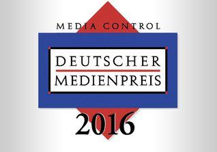 Medienpreis Verleihung