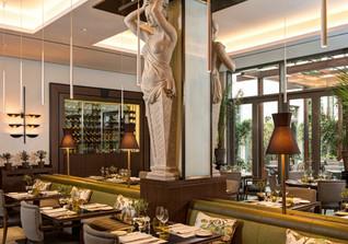 Menü Hotel de Rome I