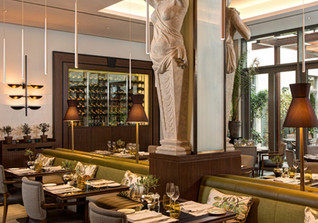 Menü Hotel de Rome II