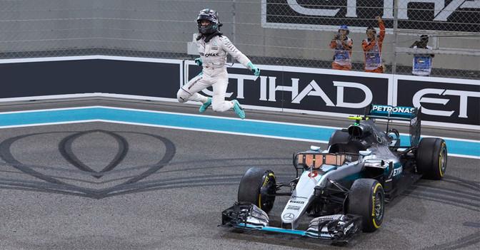 Mercedes-AMG Nico Rosberg