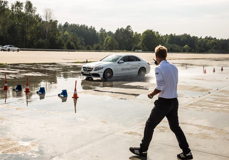 Mercedes-Fahrertraining