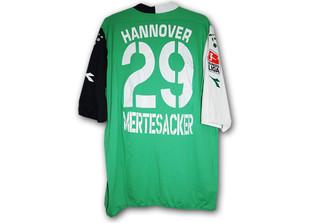 Mertesacker H96 Jersey