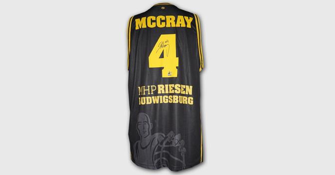 MHP Riesen Trikot McCray