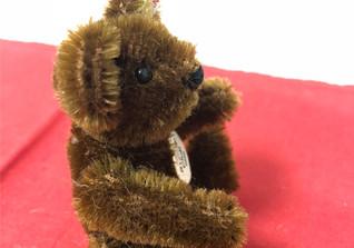 Mini Steiff Teddy braun