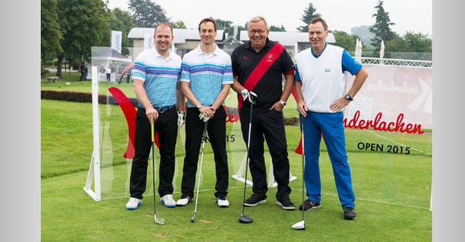 Mit Bernd Stelter golfen