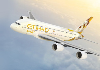 With Etihad to Abu Dhabi