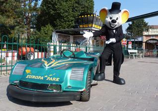 Monza Pisten Wagen