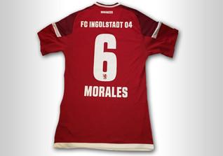 Morales Sondertrikot