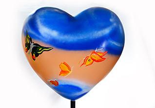 Mosso Art Herz