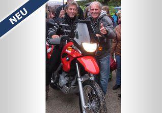 Motorcycle Peter Maffay