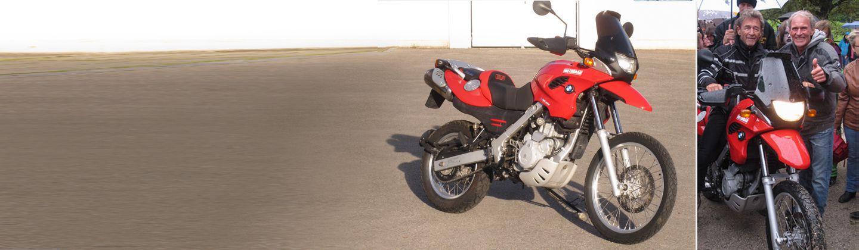Motorrad Peter Maffay