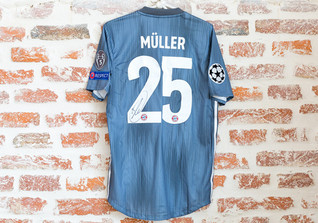 Müllers CL Shirt