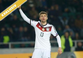 Müllers Georgien-Trikot